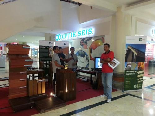 Pameran product conwood
